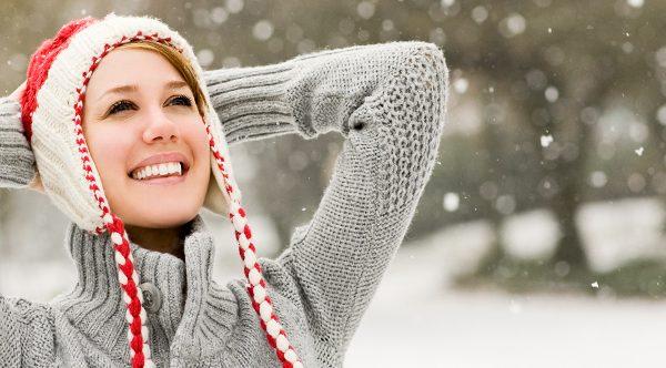 être en forme en hiver
