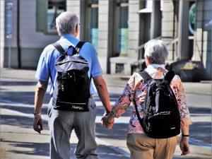 technologie personnes âgées
