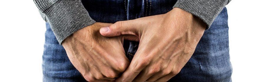 Mycose génitale chez l'homme